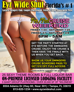 Swinger Club Tampa Cruise