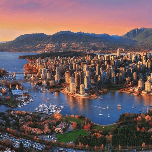 Alaska Pre-Cruise Vancouver