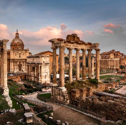Rome VIP Post-Cruise