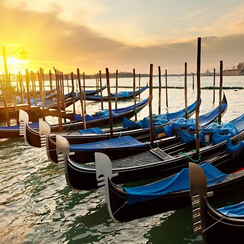 Desire Venice Pre Cruise