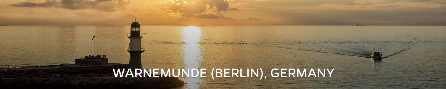 Baltic Itinerary Berlin Germany