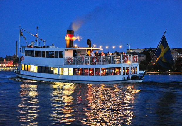 Private Dinner Cruise Stockholm