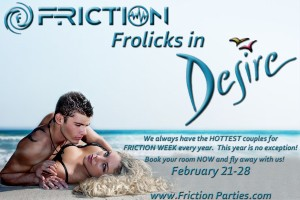 Friction at Desire 2015