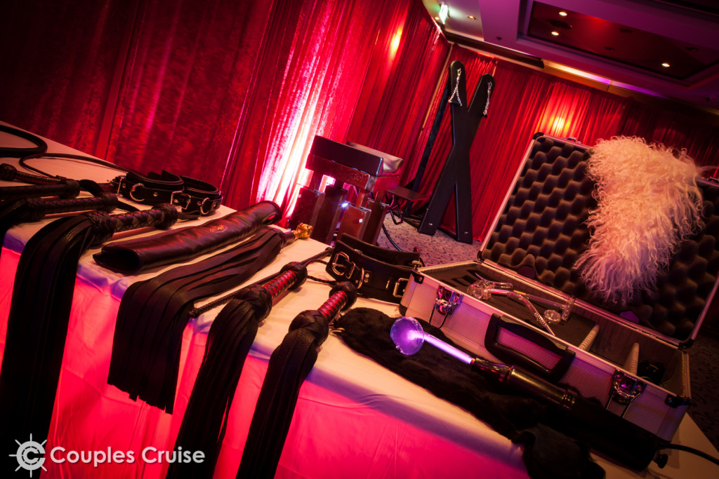 Divina Couples Cruise 2016 dungeon