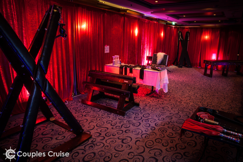 Divina Couples Cruise 2016 dungeon 2