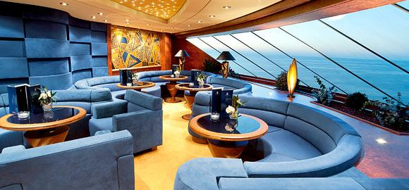 Divina Couples Cruise 2016 top service lounge