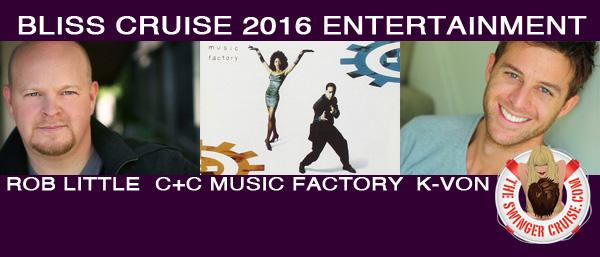 Bliss Cruise 2016 Entertainment