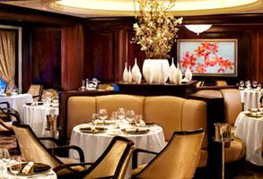 Silhouette Bliss Cruise Murano Restaurant