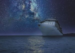 Enjoy the stars on a Swinger Cruise balcony