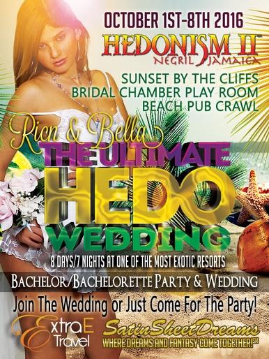 SSD Ultimate Hedo Wedding