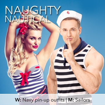 Desire Cruise Naughty Nautical