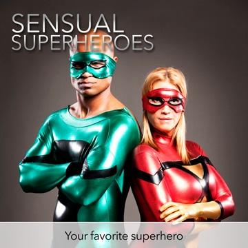 Desire Cruise Sensual Superheroes