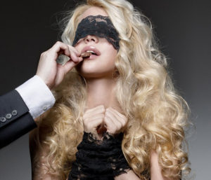 5 Kinky Things Blindfolded