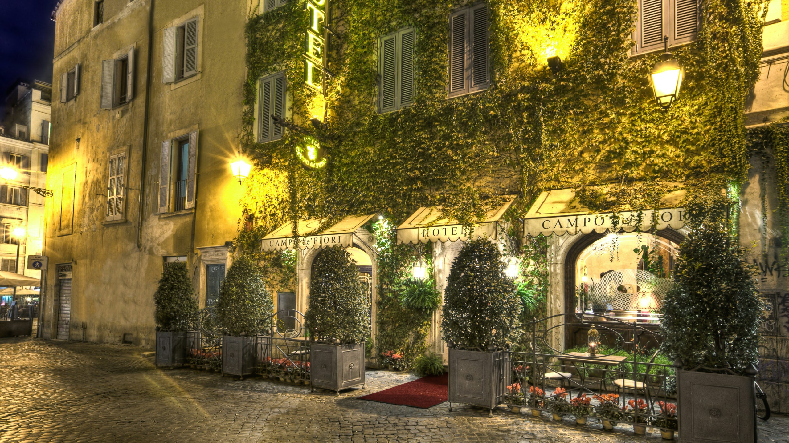 Rome VIP Pre Cruise Hotel Campo de Fiori