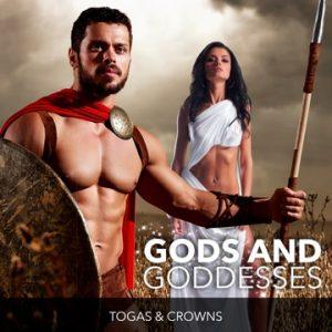 Desire Barcelona Gods and Goddesses