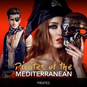 Desire Barcelona Pirates of the Mediterranean