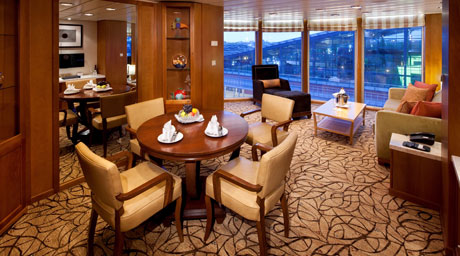 Infinity Bliss Cruise Celebrity Suite