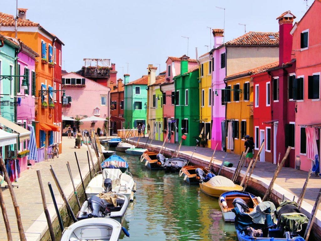 Venice Desire VIP Pre-Cruise Tour Murano and Burano