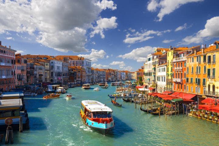 Desire Venice Vaporetto