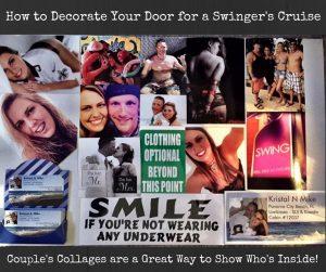 Decorate Door Swingers Cruise