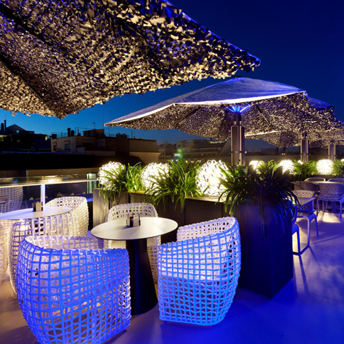 Roof Top Bar Barcelona