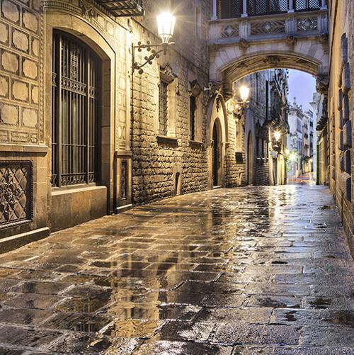 Gothic Quarter Desire Barcelona VIP Pre Cruise