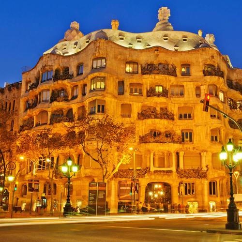 Barcelona VIP Pre-Cruise