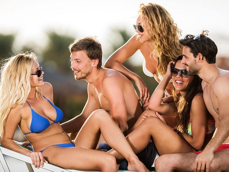 Swinger cruise sex