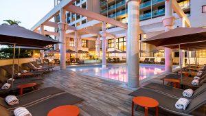 Desire Cruise Mediterranean Terrace Pool