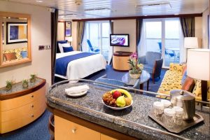 Mariner Bliss Cruise Grand Suite