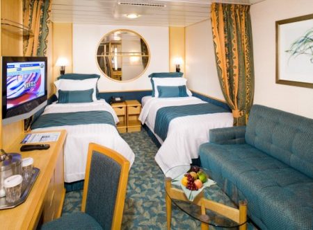 Mariner Bliss Cruise Interior Stateroom