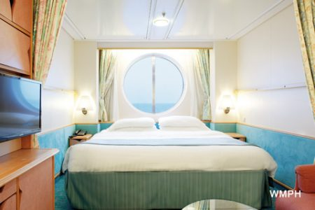Mariner Bliss Cruise Oceanview Stateroom