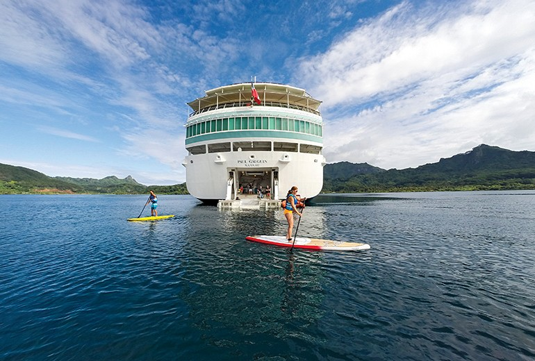 Tahiti Swinger Cruise Paul Gauguin
