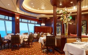Bliss Cruise Jewel of the Seas Chops Grille