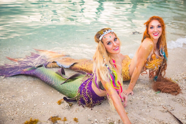 Mermaid tour in Key West for Temptation Cruise 2021