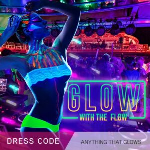 Temptation Cruise 2022 Glow with the Flow