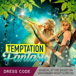Temptation Cruise 2022 Temptation Fantasy