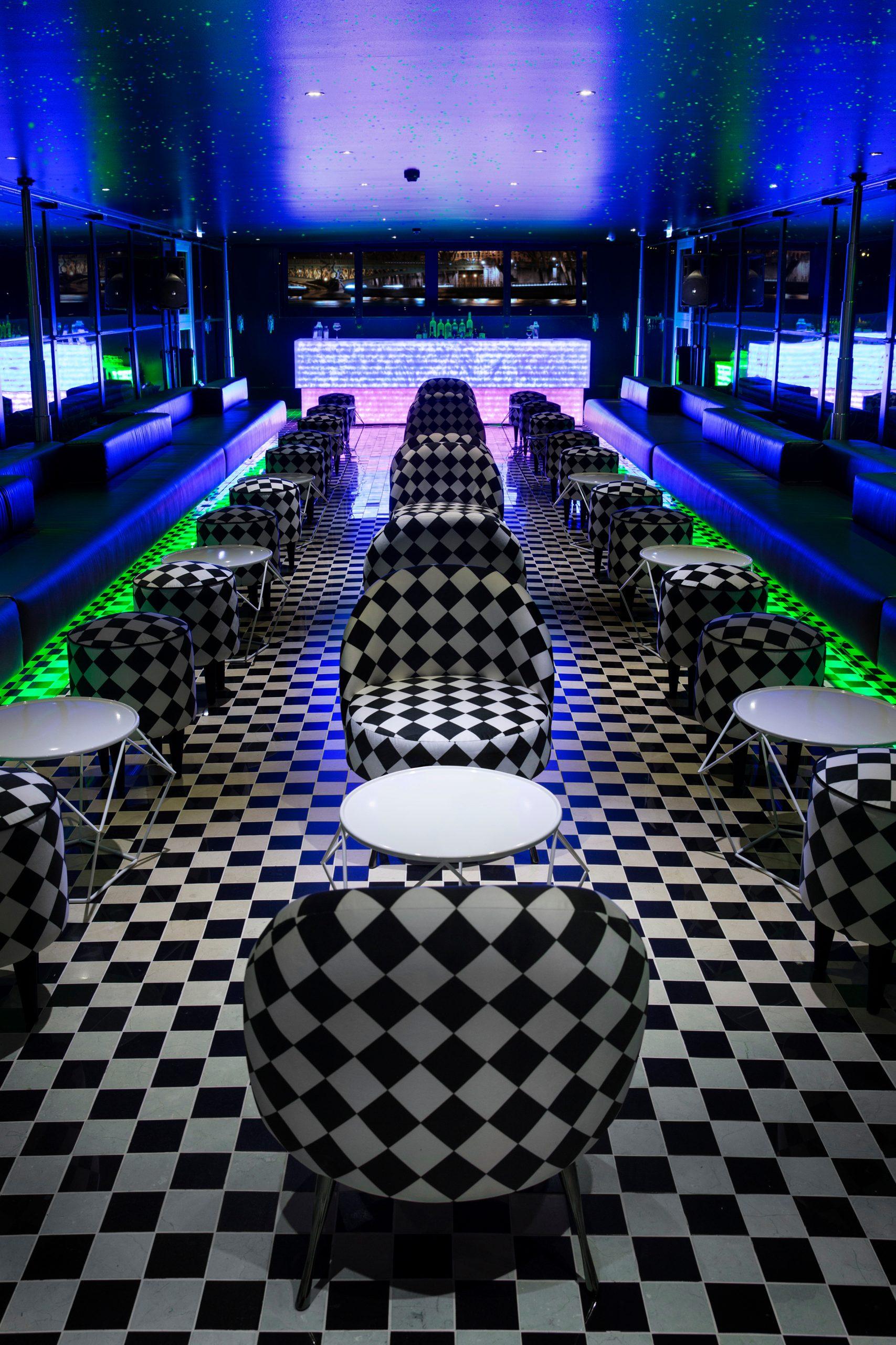 2023 Rockstar Rhine River Cruise Ice Bar