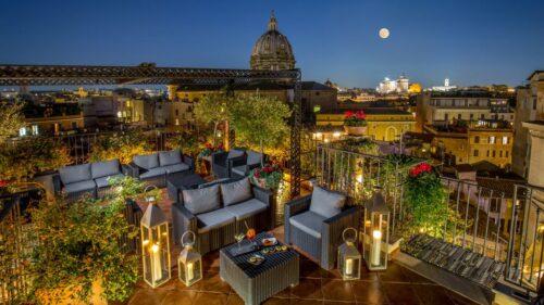 Rome VIP Pre-Cruise for Desire Rome Athens 2021