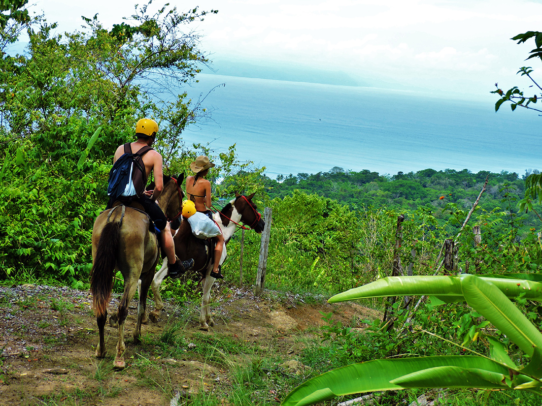 Rockstar Star Clipper Costa Rica Golfitos Horseback Riding
